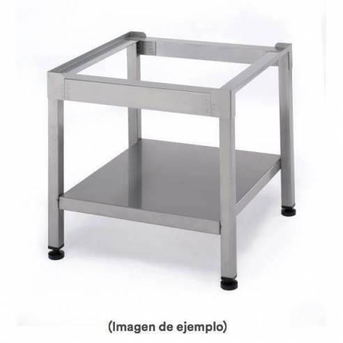 Mesa soporte lavavasos 350 x 350 Silanos-Z005 SOPORTE MAQUINAS 35X35