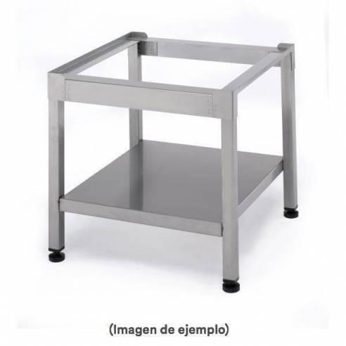 Mesa soporte lavavasos 400 x 400 Silanos-Z005 SOPORTE MAQUINAS 40X40
