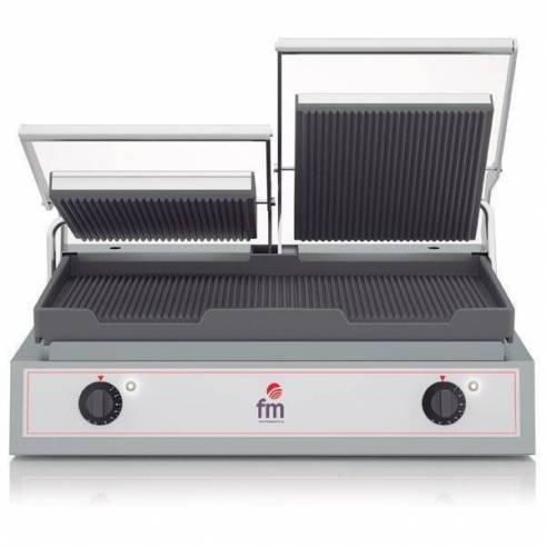 Grill-Sandwichera eléctrico acanalado doble GR-2 FM-Z045750002