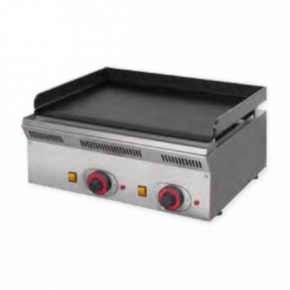 Plancha eléctrica acero negro 600x500 ELP-62EM Mainho-Z010ELP-62EM