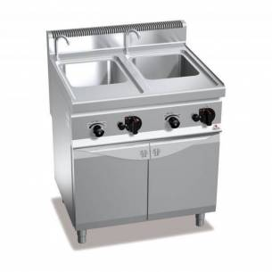 Cuece pastas BERTOS a gas 60 litros-Z005CPG80E