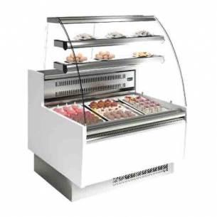 Vitrina expositora refrigerada pastelería VGL 9 C Infrico-Z017-VGL9C