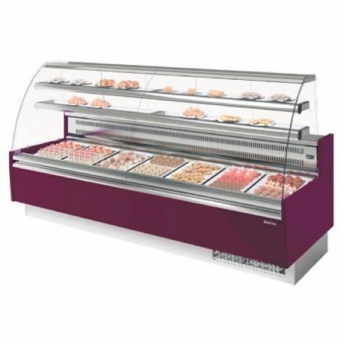 Vitrina expositora refrigerada pastelería VGL 25 C Infrico-Z017-VGL25C