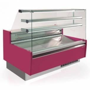 Vitrina expositora refrigerada pastelería VGL 14 R Infrico-Z017-VGL14R