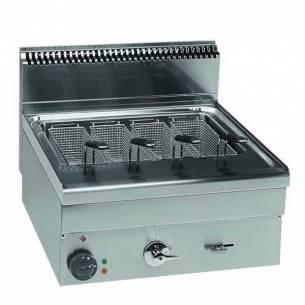 Cuecepastas eléctrico sobremesa 8 litros MCPE 60 Eurofred