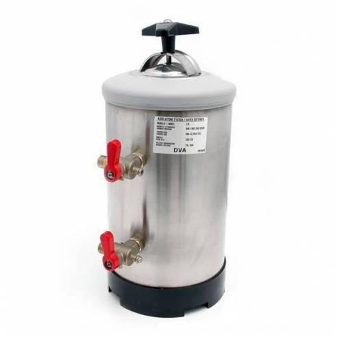 Descalcificador agua manual 12 litros-Z002V..155
