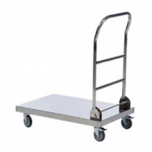 Carro plataforma plegable acero inox CP-8252/P Irimar