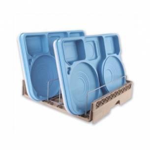 Cesta lavado bandejas isotérmicas-gastronorm