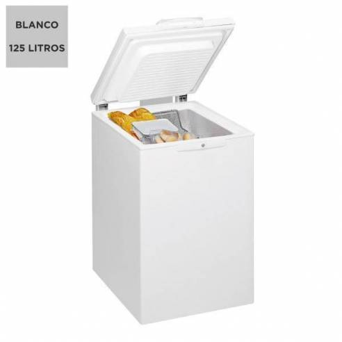Arcón Congelador Industria tapa ciega abatible blanco HC170-Z0150ITI0006