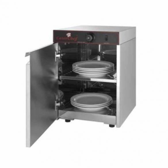 Calienta platos Caterchef acero inox para 60 platos-Z007P15.027