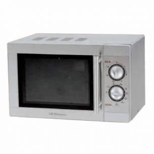 Horno microondas Orbegozo MIG-2011 Inox 20 litros con grill