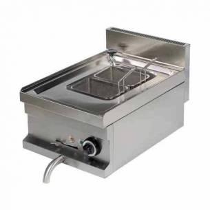 Cuece pastas eléctrico 6S-6CPE-2C con 2 cubas serie 600-Z0236S6CPE2C
