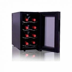 Enfriador de vino Cavanova CV008NS 8 botellas para exposición (vinoteca)-Z026CV008NS