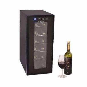 Vinoteca-enfriador de vino Cavanova CV012NS 12 botellas exposición