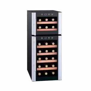 Vinoteca-enfriador de vino Cavanova CV021-2TNS 21 botellas 2 temperaturas