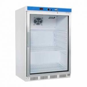 Armario expositor refrigerado Edenox APS-201-C puerta cristal conservación alimentos