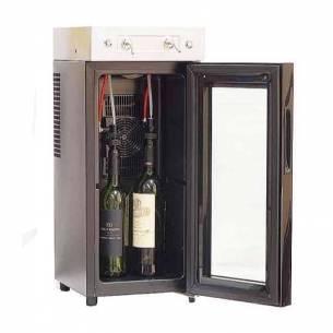 Dispensador de vino Cavanova VH02 Vinoglass 2 botellas