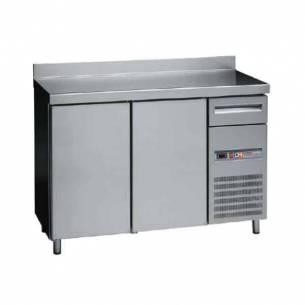 Bajo mostrador refrigerado FMCH-150 Snack 2 puertas acero inox