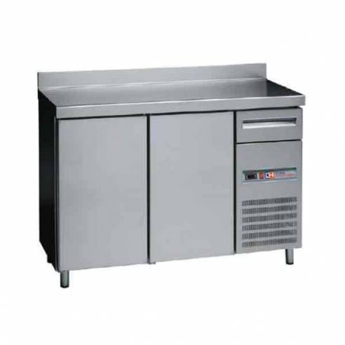 Bajo mostrador refrigerado FMCH-150 Snack 2 puertas acero inox-Z070FMCH-150