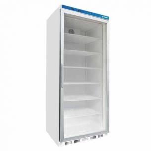 Congelador vertical expositor Edenox ANS-601-C 1 puerta cristal 775x695x1885 mm