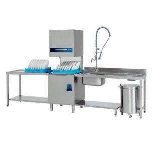 Lavavajillas de capota Edenox AC-800 - Analogic Series-Z00919032865