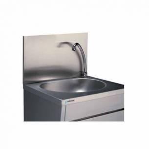 Peto para lavamanos de acero inoxidable Edenox PLM-4