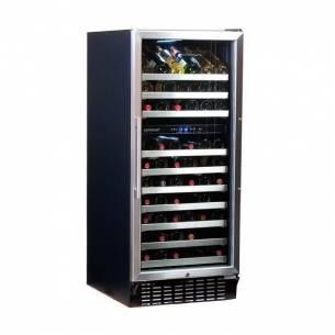 Vinoteca Cavanova CV120-2T 120 botellas de vino - 2 temperaturas-Z026CV120-2T