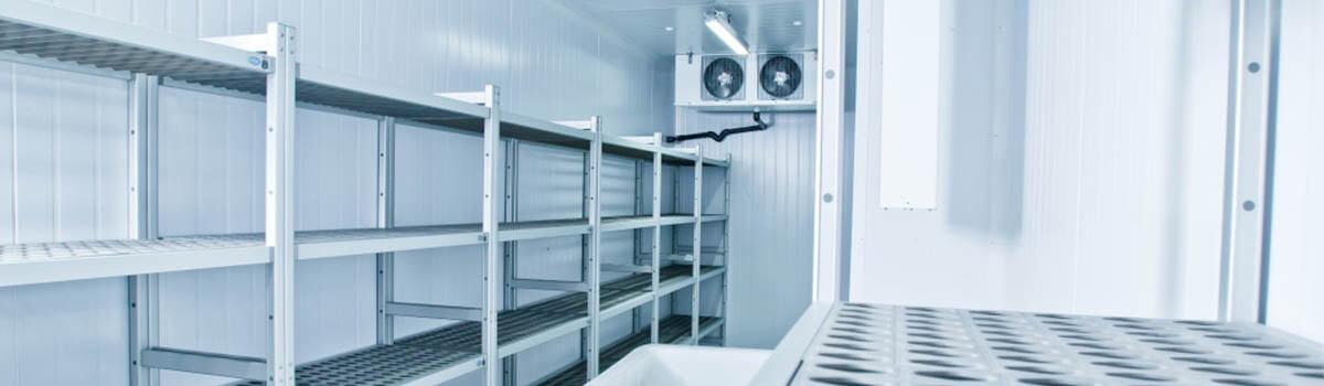Cámaras frigorificas modulares