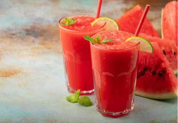 Adáptate a la llegada del buen tiempo, elabora bebidas frías