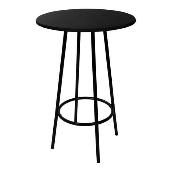 Mesa para bares de madera stool - Mesas altas de bar ...