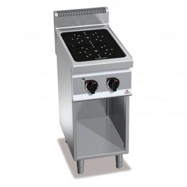 Cocina inducci n 2 fuegos con mueble serie 700 berto 39 s - Consumo cocina induccion ...