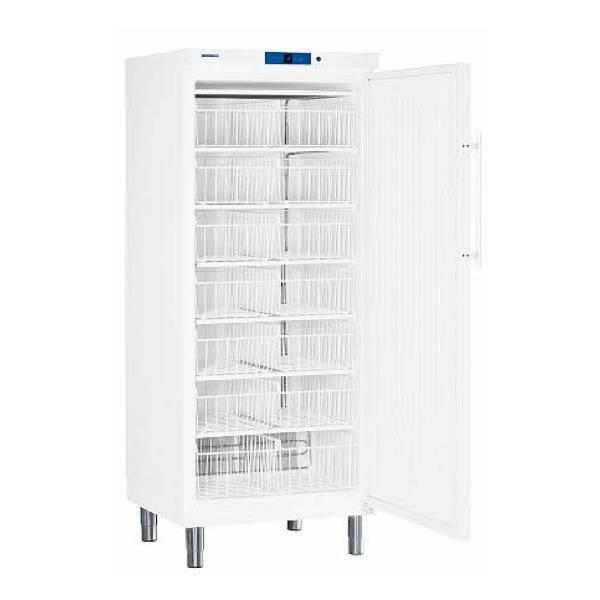 Congelador vertical 14 cajones de acero inox GG 5210 Liebherr