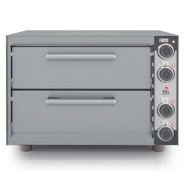 Horno pizza eléctrico doble puerta HP-233 FM
