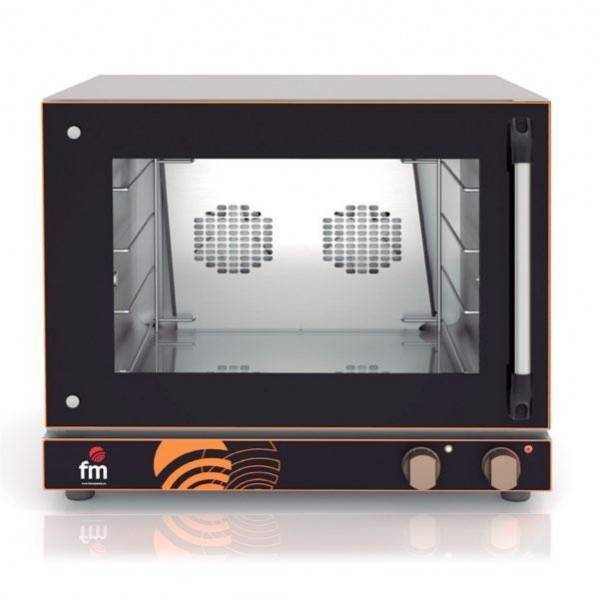 Horno eléctrico convección panadería RXL-304 FM