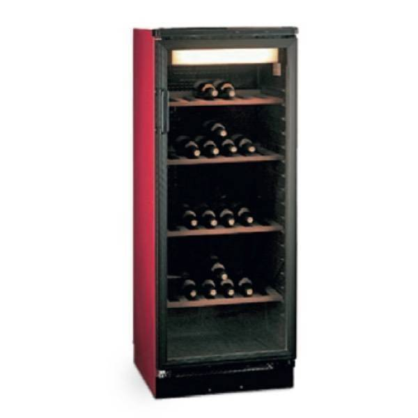 Vinoteca enfriador de vino cavanova cv021 2tns 21 botellas - Vinoteca 2 temperaturas ...
