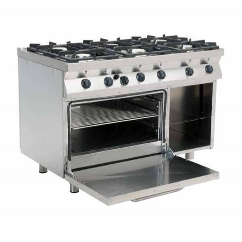 24 genial cocina horno fotos cocina de gas industrial for Cocina vitroceramica con horno