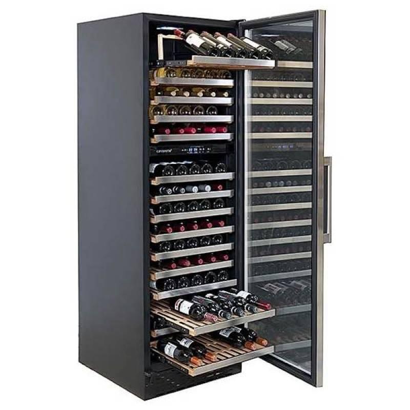 Vinoteca cavanova cv168 2t 168 botellas de vino 2 - Vinoteca 2 temperaturas ...