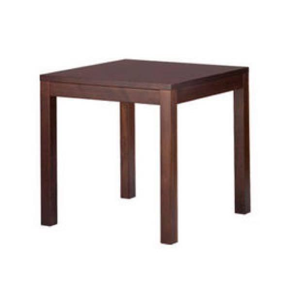 Mesa para bares de madera stool hostelbar for Bares prefabricados de madera