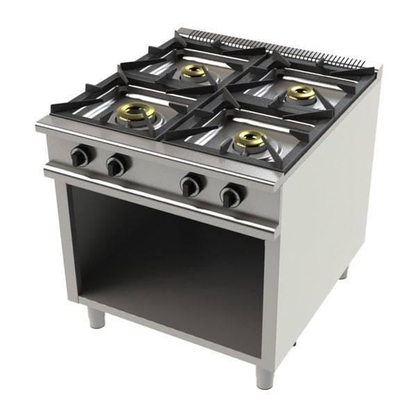 Bastidor Soporte Cocina Sobremesa 800x700x600 Mm Hostelbar